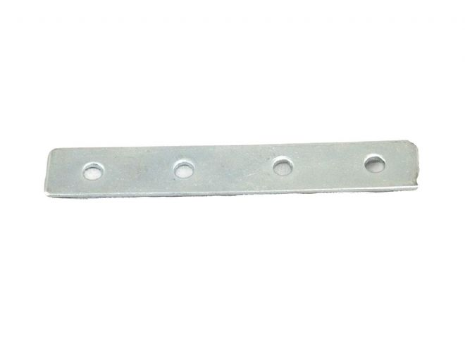 "Pack of 10 125mm (5"") straight Plates Mending Bracket Support CEN004"